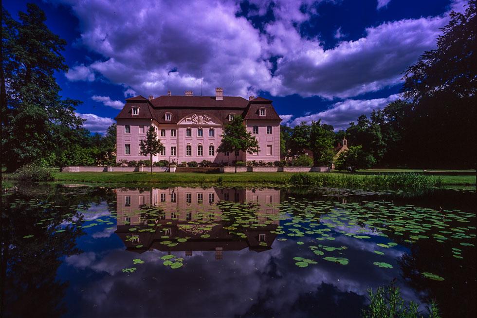 Pückler Museum im Schloss Branitz, Foto: Thomas Kläber